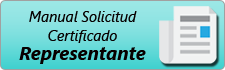 Manual Solicitud Certificado representante.
